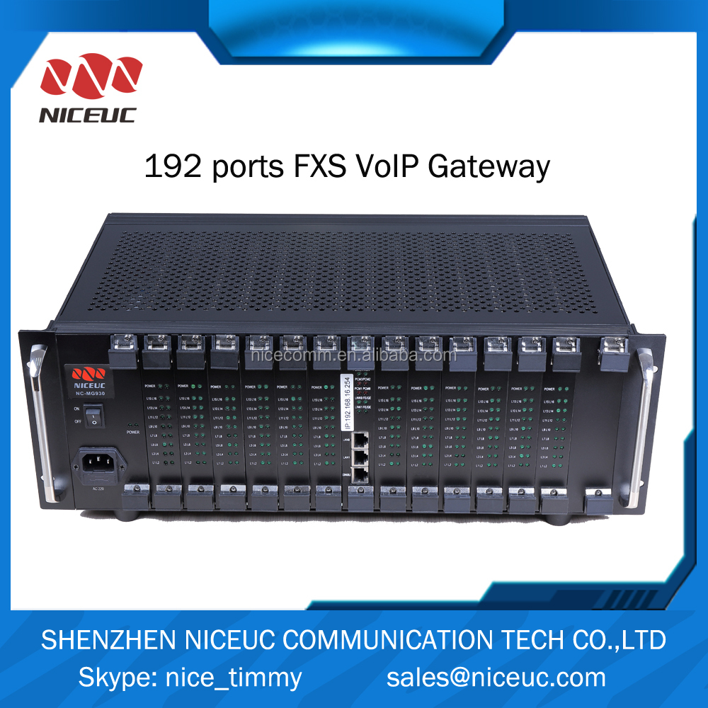 Intercom pbx system, 96 fxo and 96 fxs port voip gateway, ip pbx system