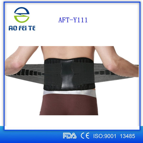 Lumbar Spine Support Back Belt and Shoulder Back Posture Brace for back pain