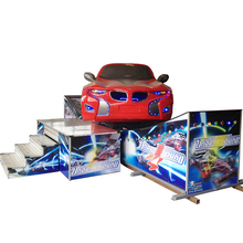 Andere pretpark producten carnaval apparatuur kids games mini vliegende <span class=keywords><strong>auto</strong></span>