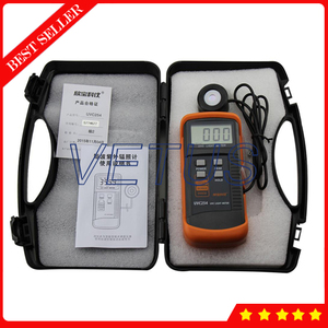 Digital Lux Meter Price Professional UV Intensity Meter UVC254 of UV Radiometer Multifunctional Light Meter Luminometer