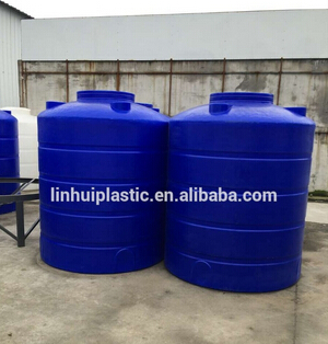 55 gallon Food grade rain water collection tanks rain barrel