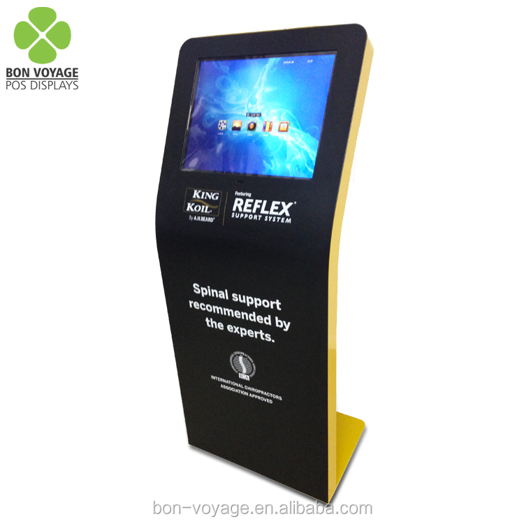 Desktop high quality electric iron display stand for store