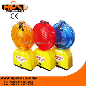 2014 China Hangzhou Manufacturer Red Safety LED security alarm light For Road Warning