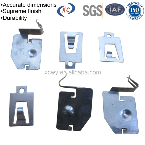 OEM High Precision die casting automobile accessory CNC Stamping auto spare Parts sheetmetal stamping electronics hardware parts