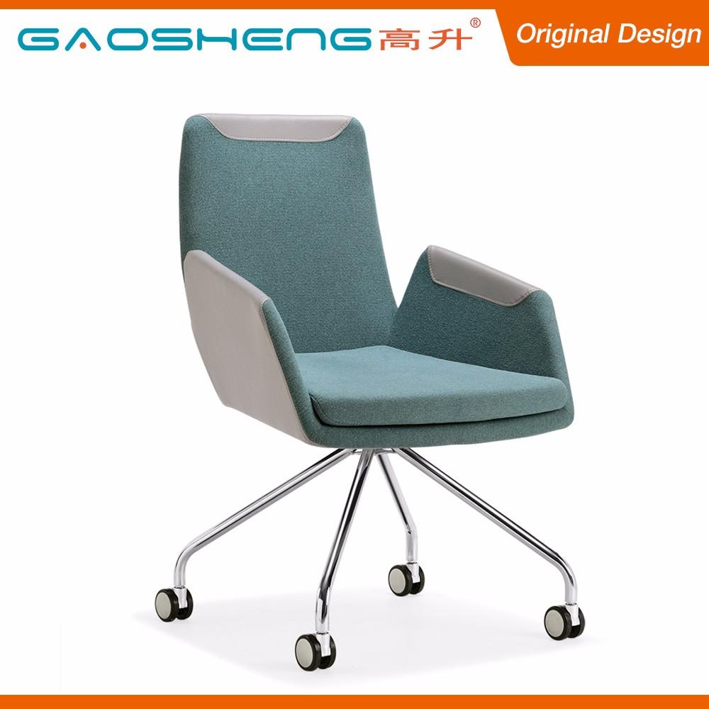 Mejor tela c moda fotos recientes de cuatro piernas silla - Mejor silla de oficina ...