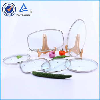 Zhejiang yongchuang glass pot lid in a variety shapes and types