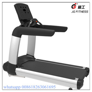 Treadmill 3hp ac motor with best parts for lady new arrival home used electric motorized treadmill