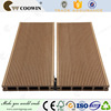 Balcony decking floor covering wood plastic wpc coowin