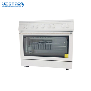 Heavy duty multifunction 4 burners portable gas oven