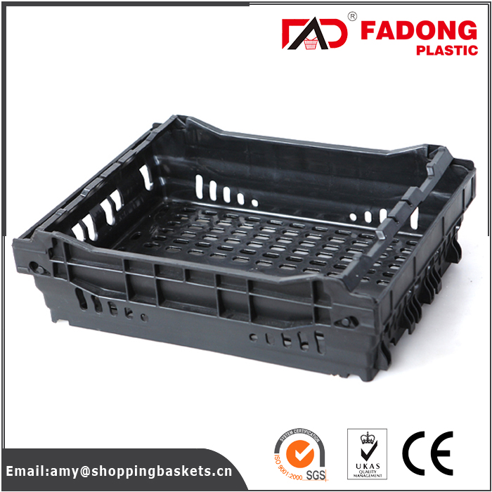 light felt SC plastic wire storage basket for vegetable