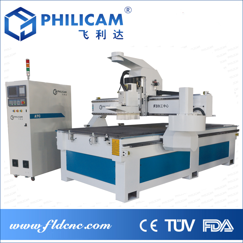 F2-9 Machine For Wood Carving & Advertising CNC Wood Router