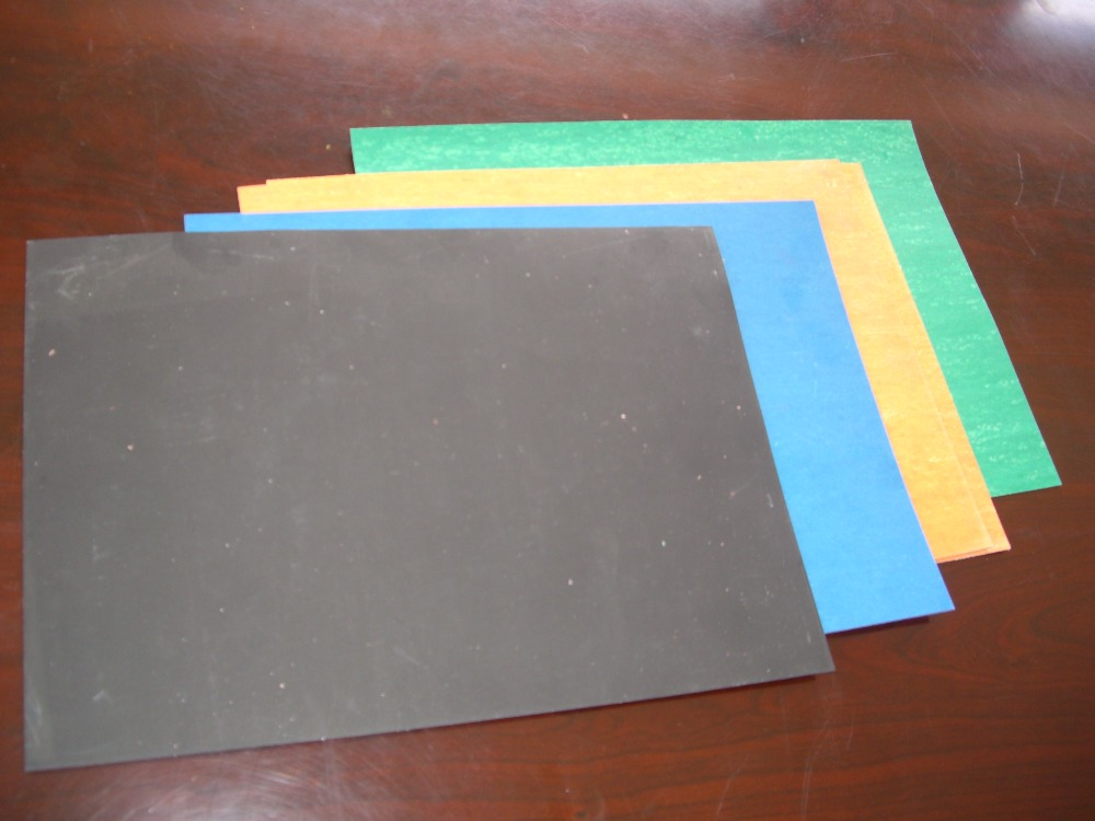Non Asbestos Gasket Sheet Auto Jointing Material Compressed Fibre For Automobile QF3725