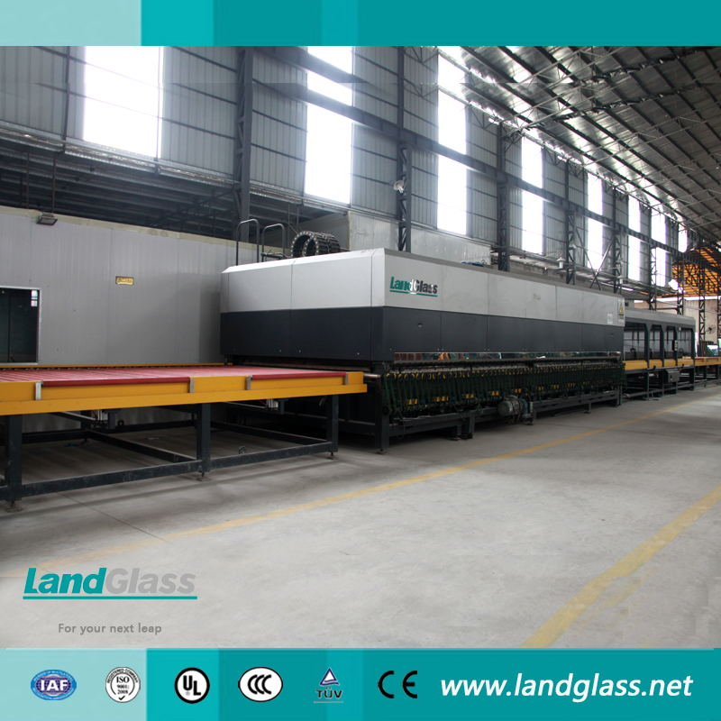 LandGlass Glass Tempering Furnace Production Plant