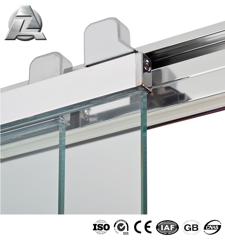 aluminum sliding glass window section frame