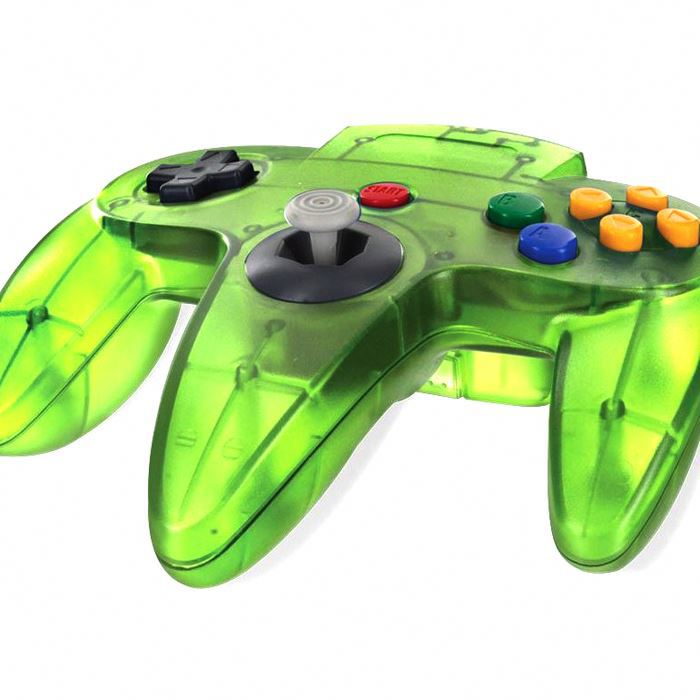 For Joystick Nintendo 64 Controller To Usb