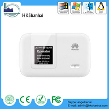New lte cat4 mobile WiFi hotspot huawei e5372 lte 4g router modem