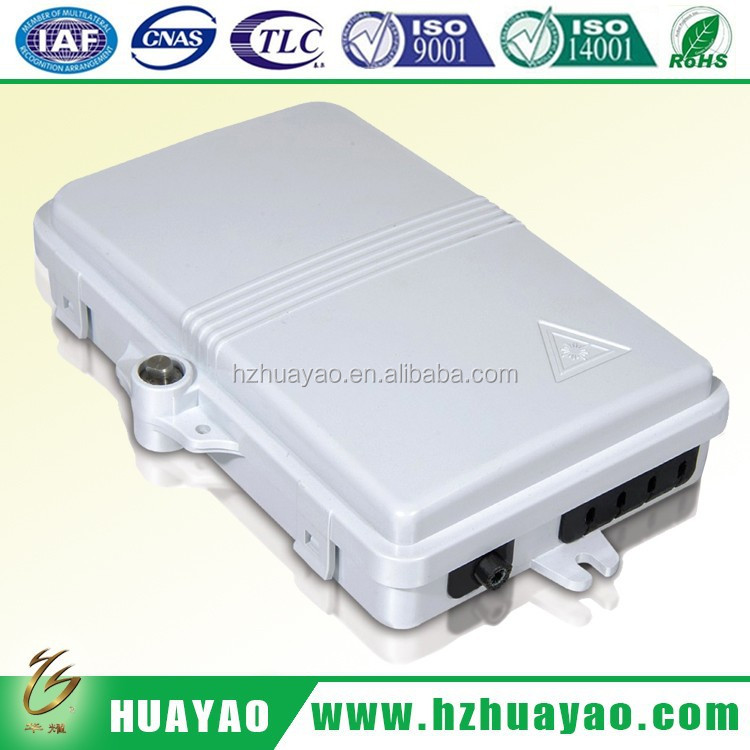 (fhht fttx)high quality outdoor/indoor waterproof plastic Fiber enclosure