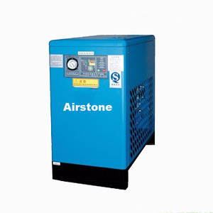 Airstone screw air compressor belt driven 380v rotary gas cooling inverter air compressor dryer