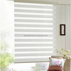 Customized sheer blinds mutiple colors fabric window shade