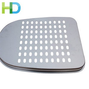 Parabolic shape solar led light housing reflector