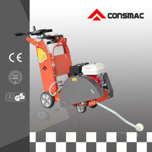 reinforced asphalt electrical/gasoline pavement floor saw concrete cutting machine