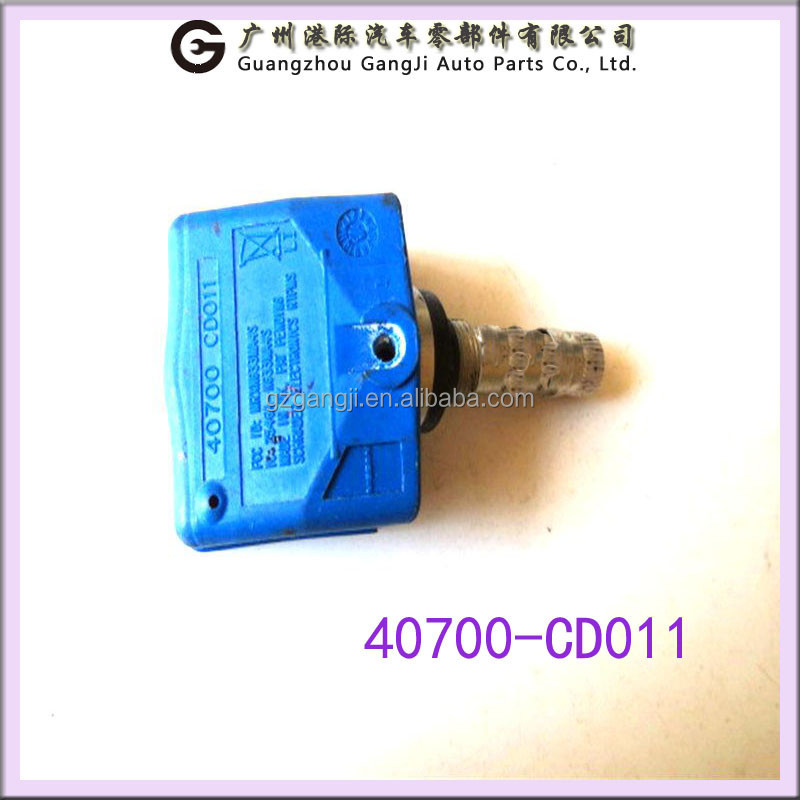 tpms tire pressure sensor OEM 40700-CD011 for Nissans