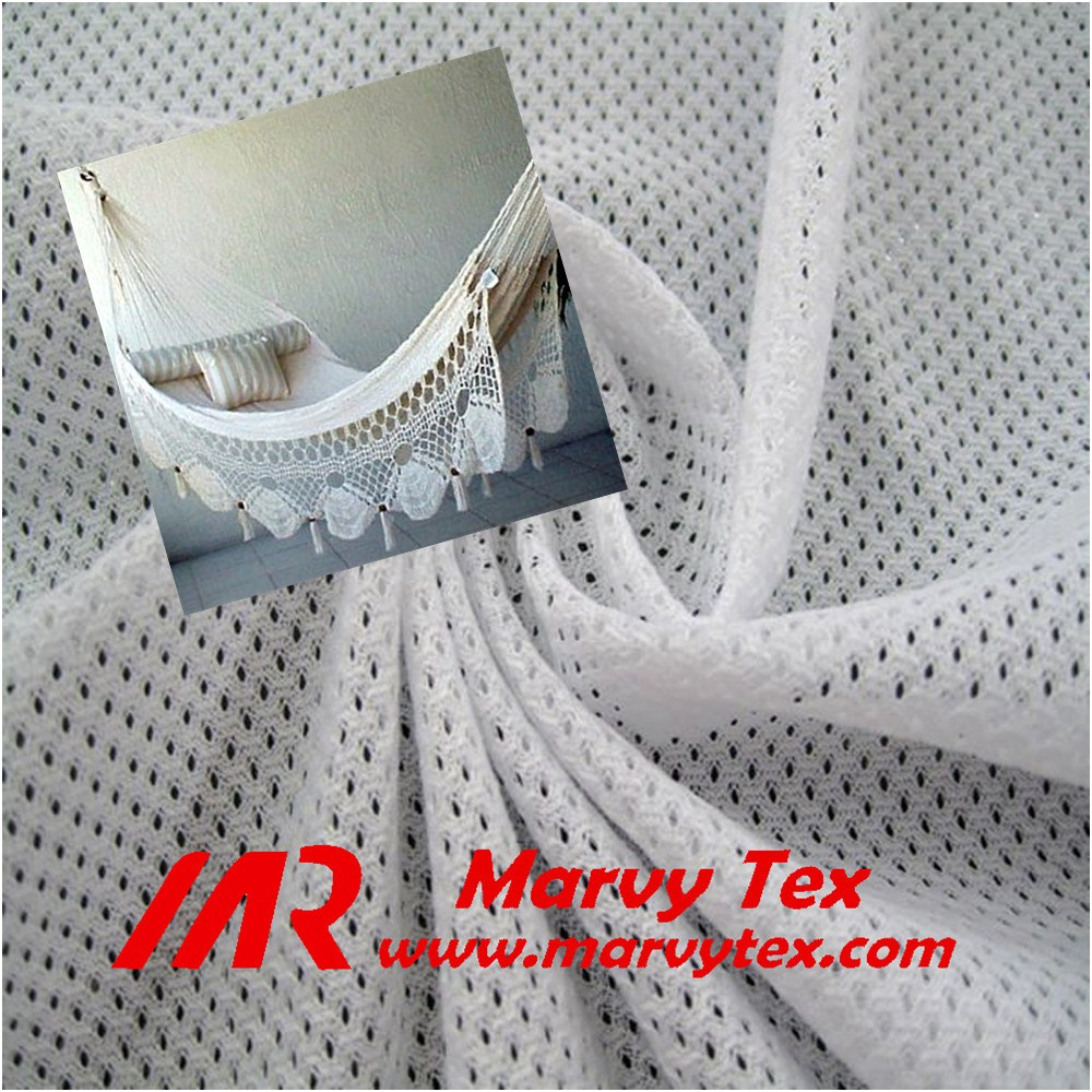 thick mesh fabric for hammock export to Bangladesh