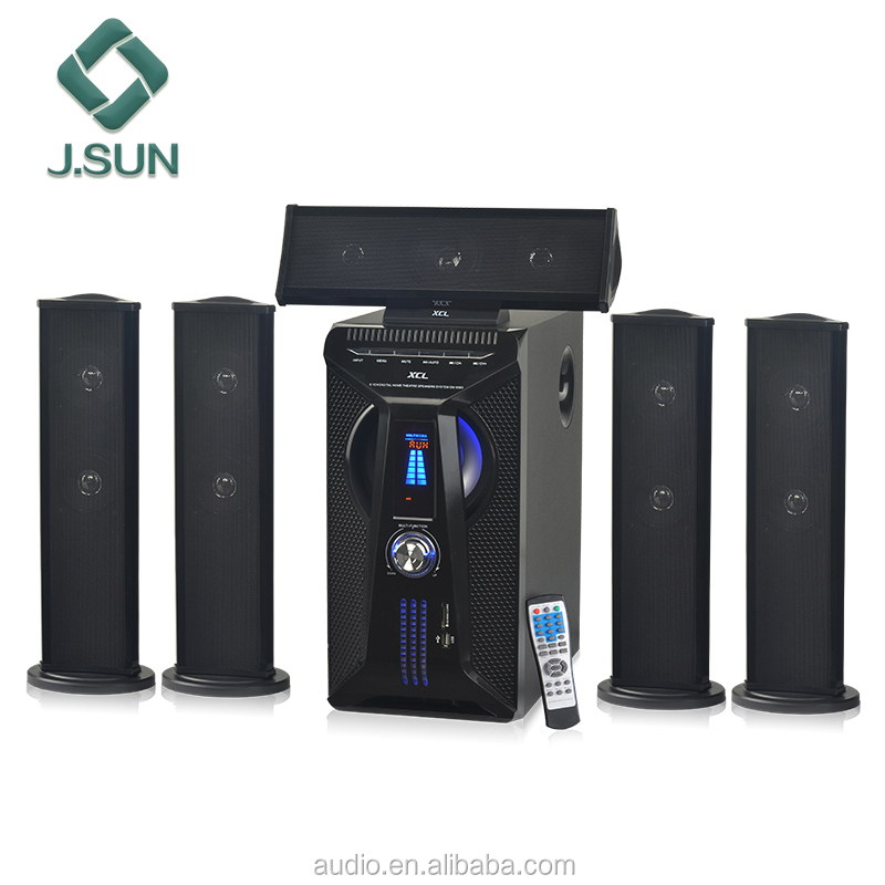 Private mould professional tv speaker stand for home theater