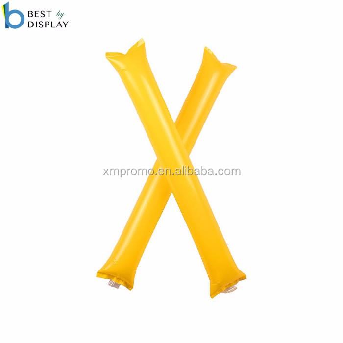 Angleterre battants; gonflable Bang Sticks