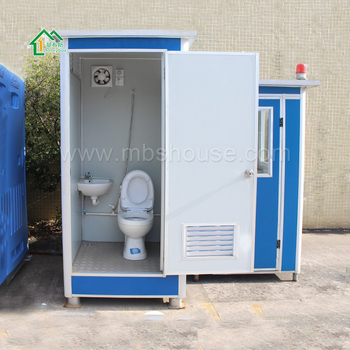 Cheap Easy Assembilng Portable Toilet Used Portable
