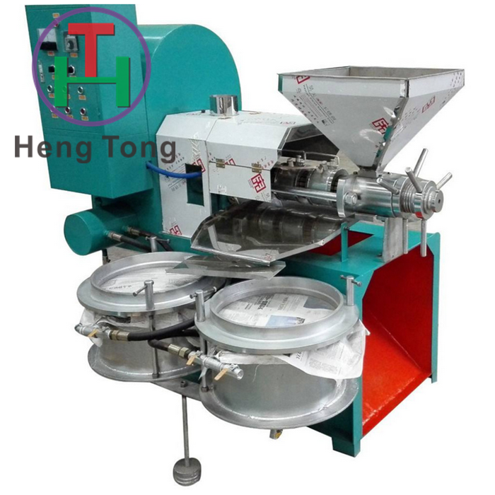 2018 Good price of Seed oil expeller Palm oil extraction machine Edible oil press machinery