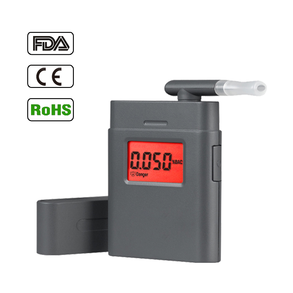 GREENWON Manufacturer to Customer Hot Sale Professional Blood Breath Alcohol Tester/ LCD Display Breathalyzer