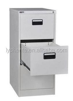 Modern Office Furniture 3 Drawers Steel Filing Cabinet