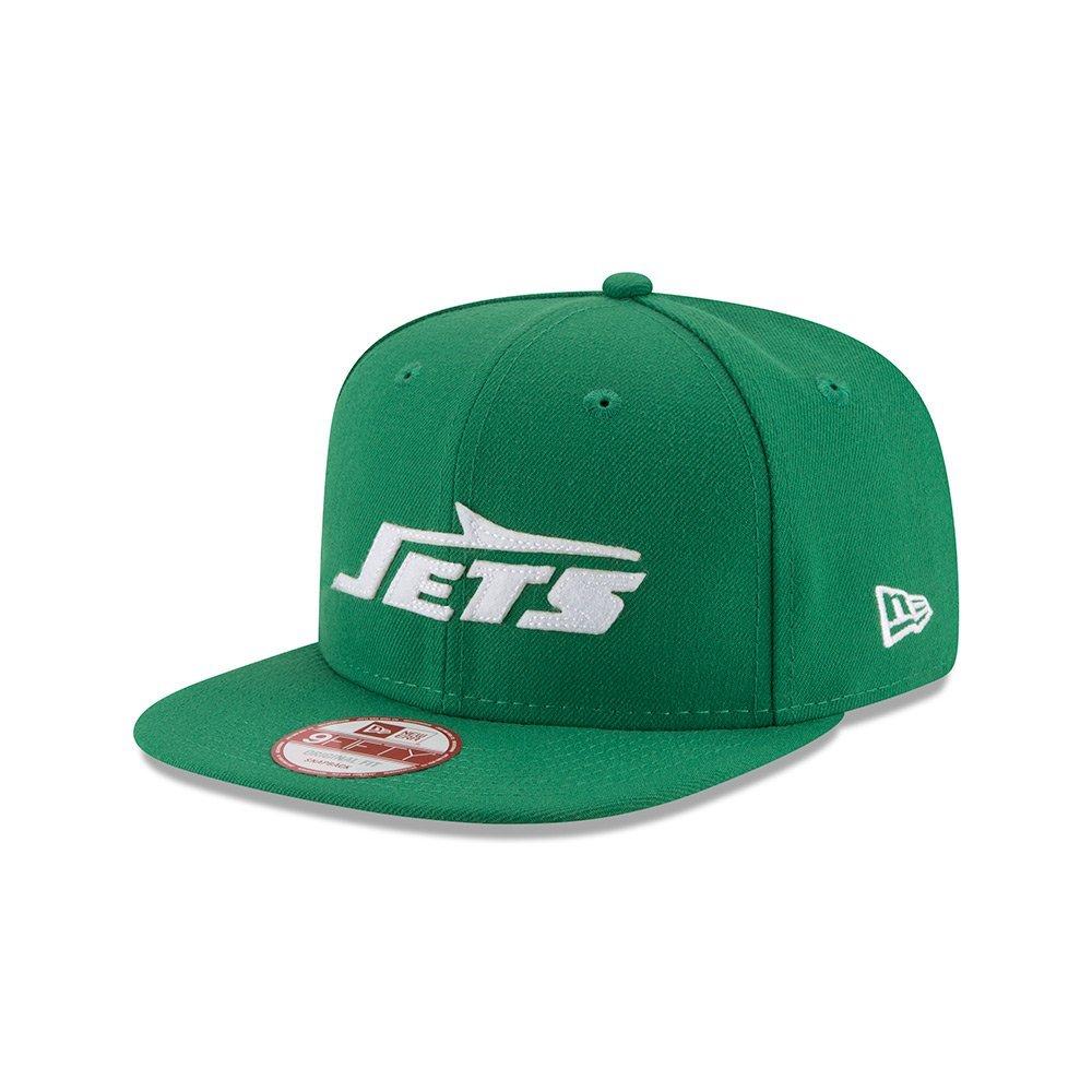 Get Quotations · New York Jets 1978-89 Retro Logo Snapback Hat   Cap 9c813d82b
