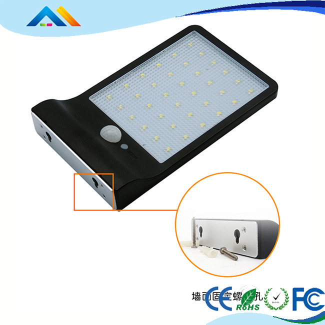 Outdoor Wireless solar home light With Motion Sensor Waterproof IP66