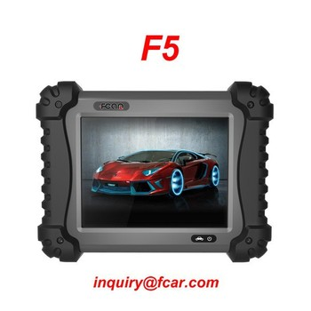 FCAR F5 G SCAN TOOL, small gasoline car diesel truck, key program, injector, mercedes, volvo, iveco