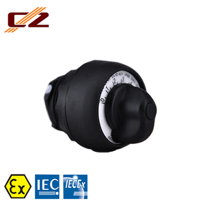 Industrial IECEX and ATEX Certified Explosion Proof 5k, 10k,100k Ohm Potentiometer