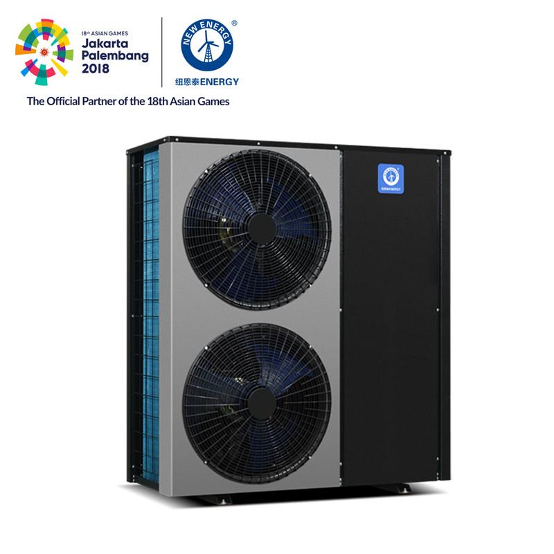 High quality r410a coolant air source jacuzzi heat pump mini spa water heater pump 6.5kw