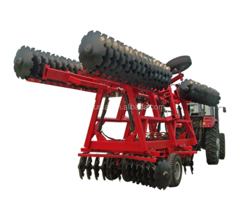 high quality pair setting heavy disc harrow for sale