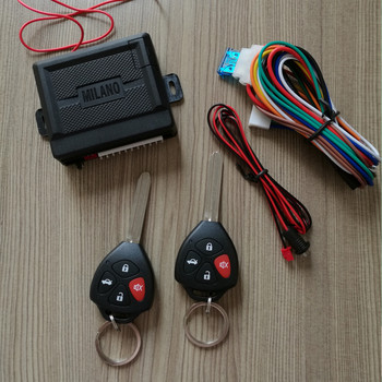 Car Remote Unlocker >> Milano Keyless Entry System For Toyota Cars Remote Control Lock And