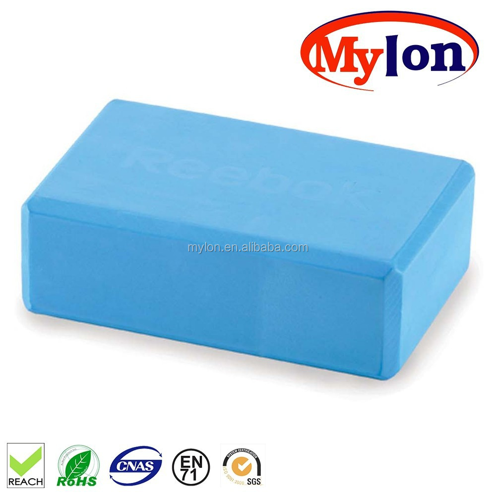 Perfect Light weight Custom EVA Widely Used Yoga Block For Exercise