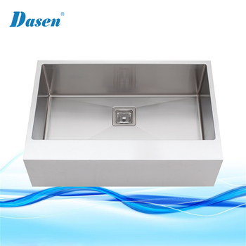 Luxury 30 Inch Modern White Stainless Steel Fabricated Drop-in Apron  Farmhouse Kitchen Sink - Buy Farmhouse Kitchen Sink,White Farmhouse ...