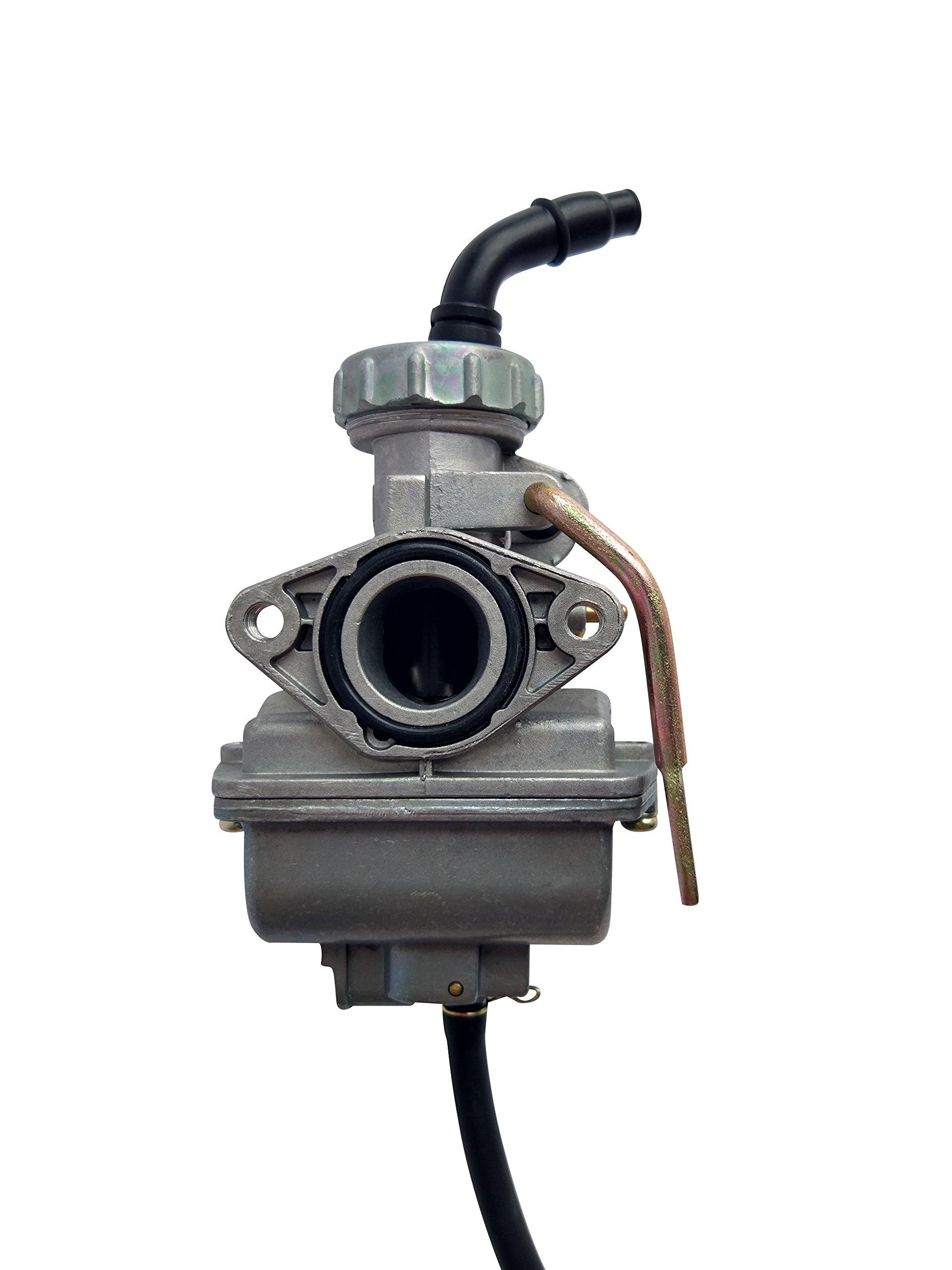 Cheap Kazuma 50cc Quad Parts Find Deals On 70 Redcat Wiring Diagram Get Quotations T Juan Mm 20mm Pz20 Carburetor For 50 Cc 70cc 90 110cc Atvs Dirt