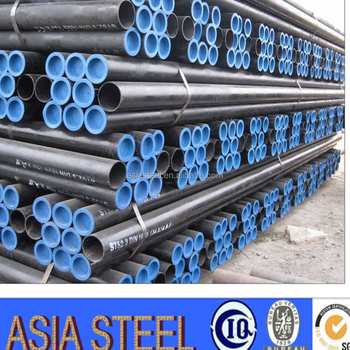 Alibaba China Manufacturer Steel Pipe Steel Tube Astm A 106 Grade ...