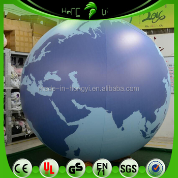 Bule factory custom inflatable earth balloon inflatable world map bule factory custom inflatable earth balloon inflatable world map balloon pvc inflatable helium advertising gumiabroncs Choice Image