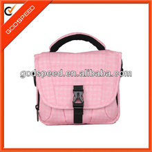 korean driftwood pink camera bag/case