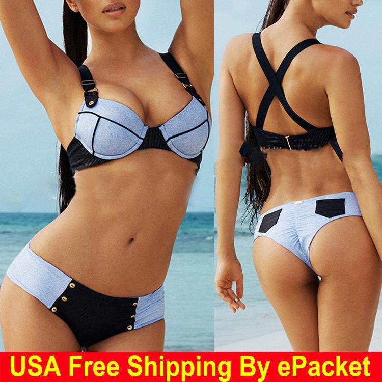 swimwear triangle women 39 s bathing suit fashion halter. Black Bedroom Furniture Sets. Home Design Ideas