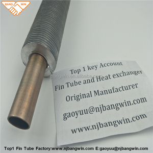 TOP1 C21000 Copper tube aluminium fins for air conditioner