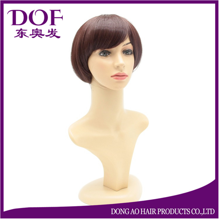 Bob style glueless short lace wig brazilian human hair lace front wigs overnight delivery side part lace front wigs