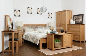 Camera Da Letto Legno Naturale : Legno naturale di colore camera da letto cassettiera mobili in